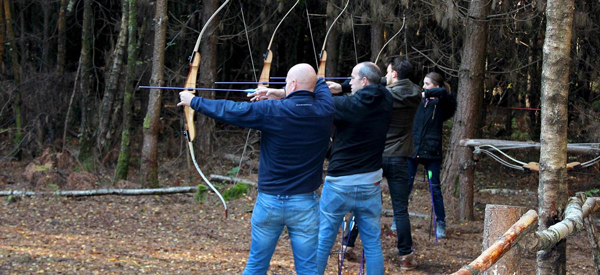 Archery Line Up