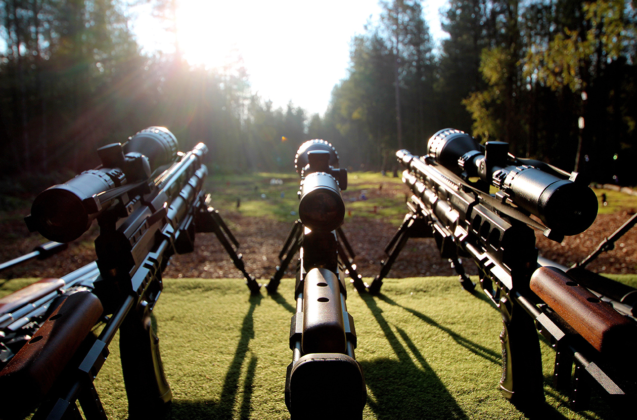 Set your sights!