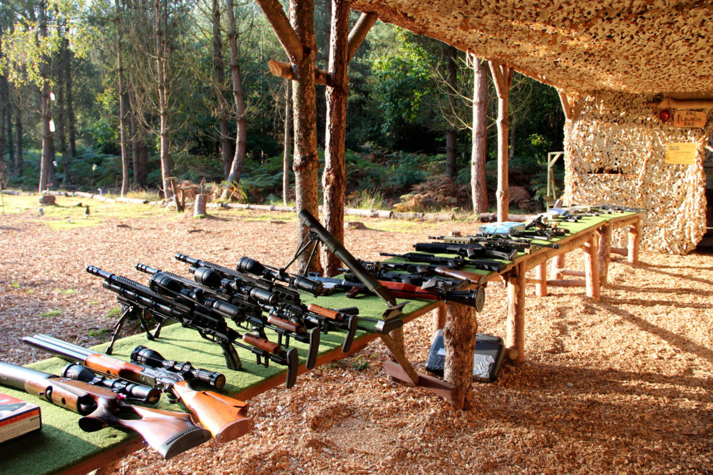 Shooting - Gun Selection